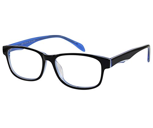 Ebe Men Women RX Reading Glasses Colored Fashionable - Frames Changing Eyeglass Color