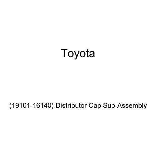 Genuine Toyota (19101-16140) Distributor Cap Sub-Assembly