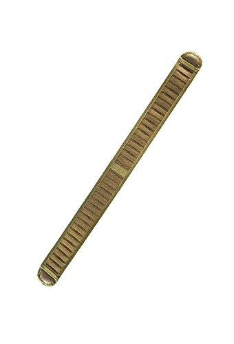 High Speed Gear Laser Duty Grip Padded Belt (Olive Drab, MD (37''))
