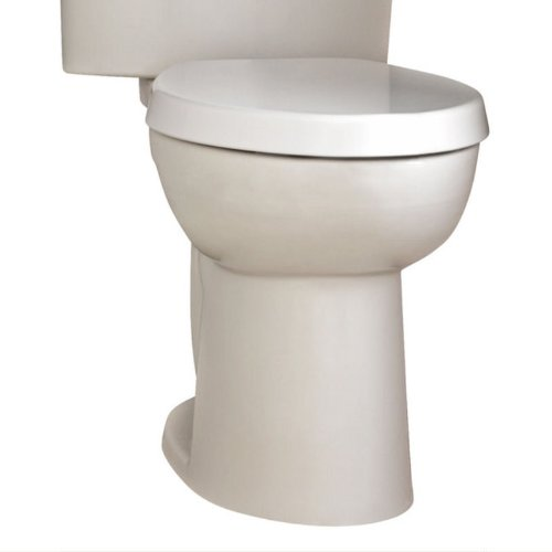 Porcher 41850-60.001 Elongated Bowl Only, (Porcher Toilet Bowl)