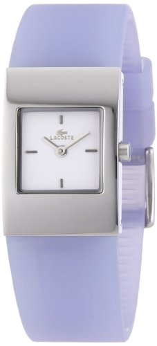 Lacoste Women's Quartz Watch 6050L 12 with Rubber Strap