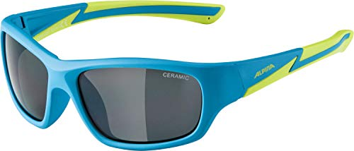 Flexxy Matt De Youth Alpina Plein Enfant lime Air Pour Sports Blue En Lunettes Soleil 7gdnnR
