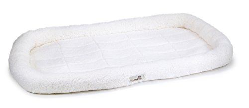 TrustyPup Luxury Liner Pet Bed Deluxe Crate Liner, Large