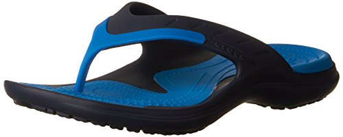 Flip Modi Adulte Crocs Mixte Tongs Sport Bleu USqxng