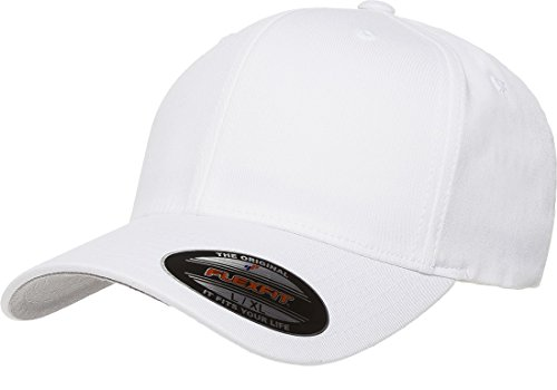 Flexfit Premium Original Fitted Hat for Men, Women and Youths - Bonus THP No Sweat ()