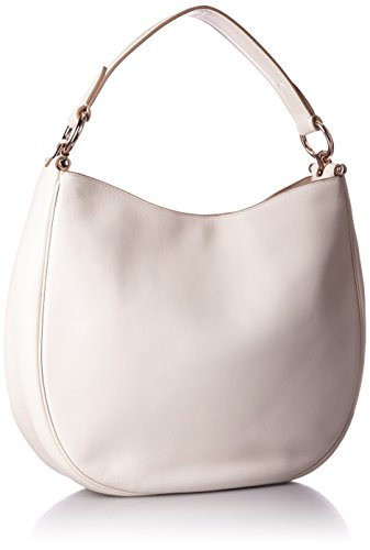 Women's Calf COACH Nomad Natural Chalk Hobo x8wvPSw