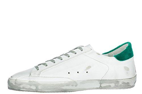 Golden Goose Herresko Herre Sko Sneakers Superstar Hvid Qh2g3rSSC