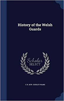 Book History of the Welsh Guards