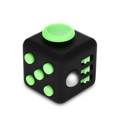 Stress Reliever Magic Cube Anti-stress Plaything ABS Toy for