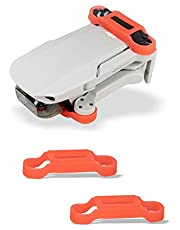 iMusk Mavic Mini 2 Propeller Holder Stabilizer Silicone Prop Motor Protective Cap Guard for DJI Mavic Mini and Mavic Mini 2 Drone Accessories (1 Pair)
