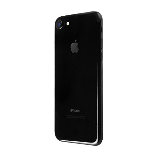 Apple iPhone 7, 256GB, Jet Black - For AT&T / T-Mobile (Renewed)