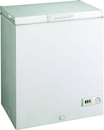 Haier BD-143GAA Independiente Baúl 146L A+ Color blanco ...