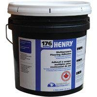 Henry 12289 176 Bulldog Multi-purpose Flooring Adhesive, 4 Gallon