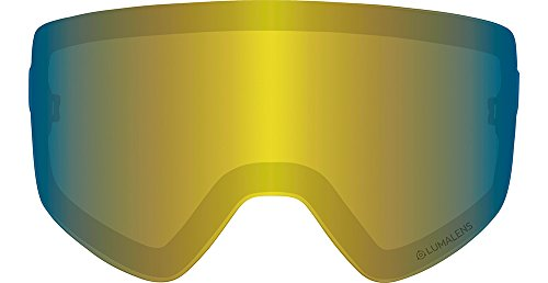 Dragon NFX2 Goggles Replacement Lens Luma Lens Gold - Dragon Lenses Replacement Goggle