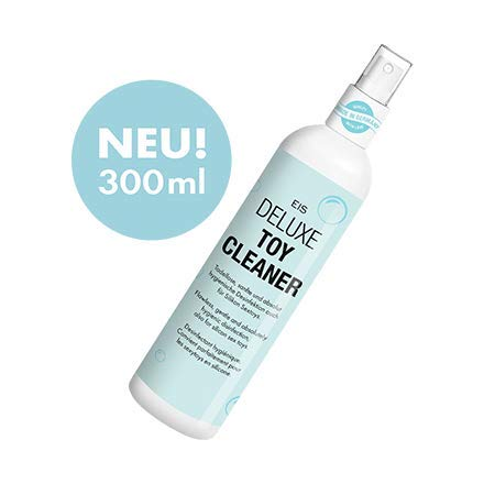 Deluxe Toycleaner Spray von EIS, Desinfektion auch für Silikon Toys, 300 ml