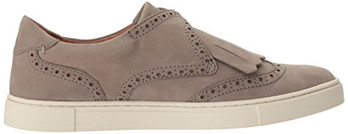 Grye Womens Gemma Kiltie Fashion Sneaker Grigio