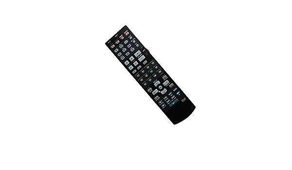 Remote Control for Yamaha RX-V430RDS RAV244 WA163900 DSP-AX640 HTR-5660 RX-V640 V640RDS RX-V550 RX-V550 AV A//V Receiver