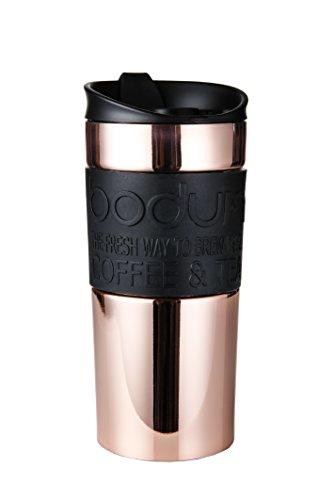 (Bodum 11068-18S Travel Mug 12 oz Gold)