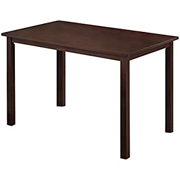 this item kings brand furniture wood dining room kitchen table walnut. Interior Design Ideas. Home Design Ideas