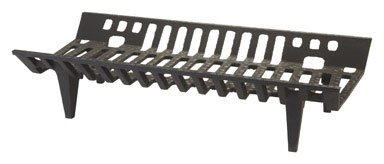 Cast Iron Fireplace Grate ()