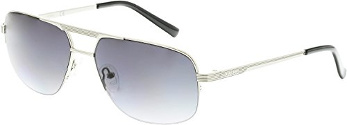 GUESS Factory Men's Rimless Navigator - Glasses Guess Rimless