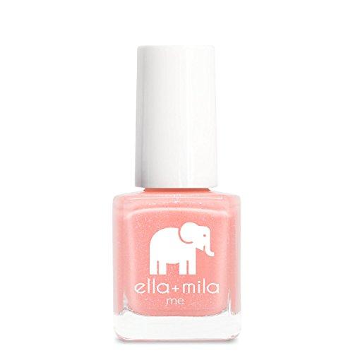 - ella+mila Nail Polish, Me Collection - Cotton Candy