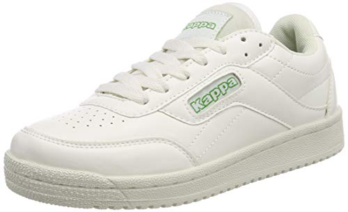 Kappa 4330 Unisex 39 Weiß Orbit Sneaker green offwhite Eu adulto BwFqBv