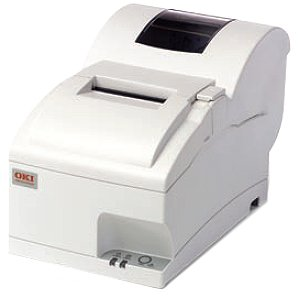 Oki Okipos 441J - Receipt Printer - Two-Color (Monochrome) - Dot-Matrix - Roll (8.25 Cm) - 9 Pin - Up To 4.7 Lines/Sec - Serial Product Type: Peripherals/Pos Receipt Printers