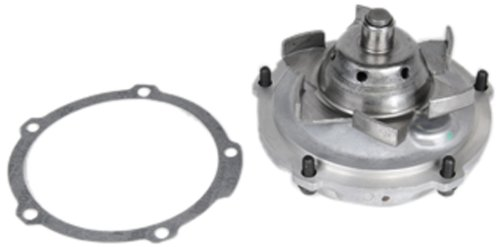 ACDelco 251-671 GM Original Equipment Water Pump with Gasket (2002 Buick Century Water Pump Replacement Cost)