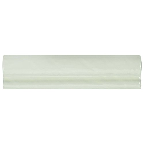 Tile Rail Ceramic Chair (SomerTile WAEBOUNC Loire Giorno London Chair Rail Ceramic Wall Trim Tile, 2