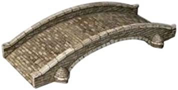 Italeri 1//72 Stone Bridge Steinbrücke No 6128 model kit w//Box 112779