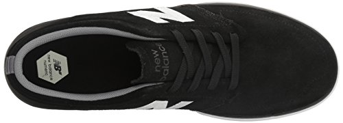 New Balance Numeric NM 345, BW black-white, 7,5