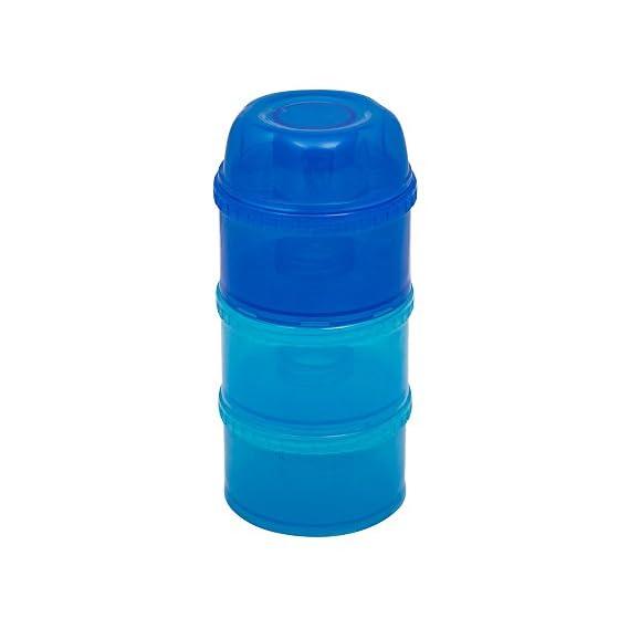 Fisher-Price Polypropylene Plastic Milk Powder Container (Multicolor, 850 ml)