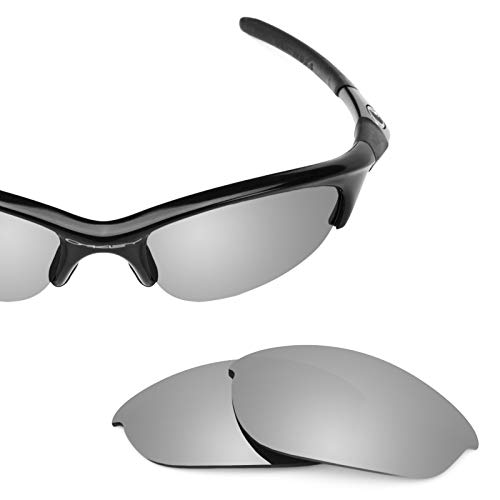 Mirrorshield Para Oakley Polarizados Lentes De Fit No Opciones Asian — Titanio Repuesto Half Jacket Múltiples EqRtCwZ7Rx
