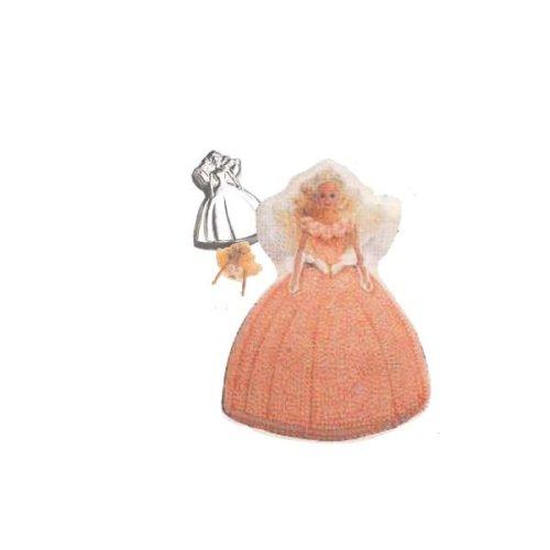 Wilton Birthday Barbie Cake Pan (2105-2551, 1992) Mattel