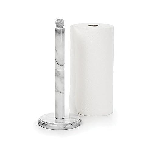 White Marble Kitchen: Amazon.com
