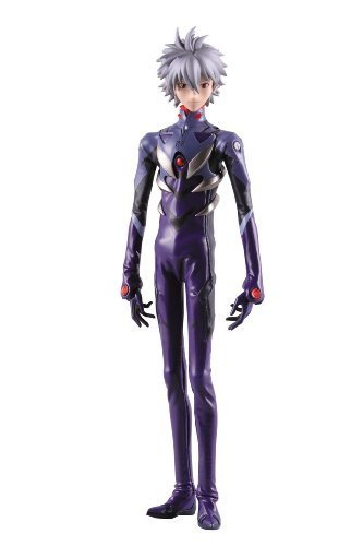 RahリアルアクションヒーローズEvangelion : 2.0 Nagisa Kaoru 1 / 6スケールABS & atbc-pvc Paintedアクションフィギュア B01KPI0CA4