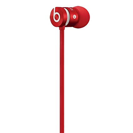 Beats urBeats in-Ear Headphone - Red  Amazon.in  Electronics 7aab40057