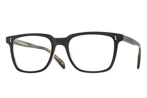 Oliver Peoples 5031 Men's NDG Matte Black/Olive Tortoise Square 50mm - Ndg Peoples Oliver