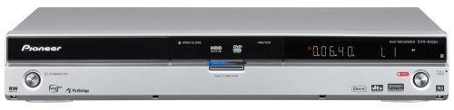 (Pioneer DVR-640H-S DVD Recorder with 160GB DVR)