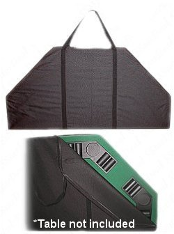 Black Nylon Poker Table - Trademark Black Nylon Poker Table Carrying Bag (Black)
