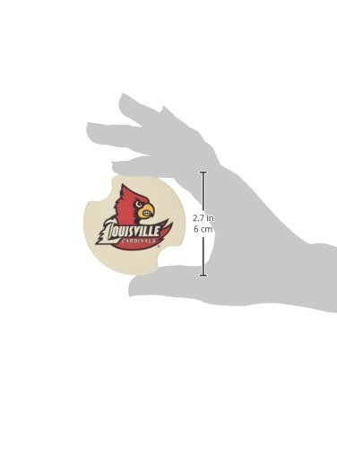 2-Pack Thirstystone University of Louisville Car Cup Holder Coaster