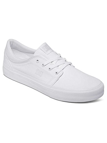 DC Men's Trase TX Unisex Skate Shoe White White White new arrival cheap price newest for sale wOVY8RXHBY