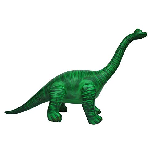 Jet Creations Inflatable Brachiosaurus Dinosaur, 48 inch Long-Great for Pool, Party Decoration, Birthday for Kids and Adults DI-BRAC4]()