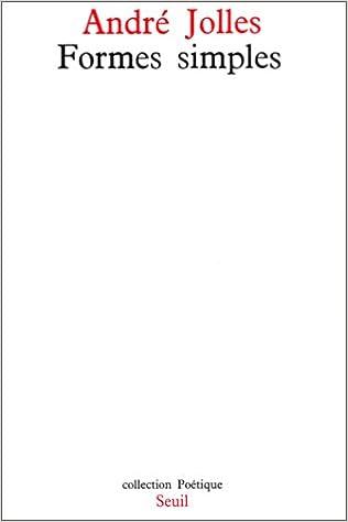 Lire en ligne Formes simples pdf