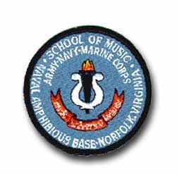 SCHOOL OF MUSIC, NAVY AMPHIBIOUS BASE NORFOLK VIRGINIA 3