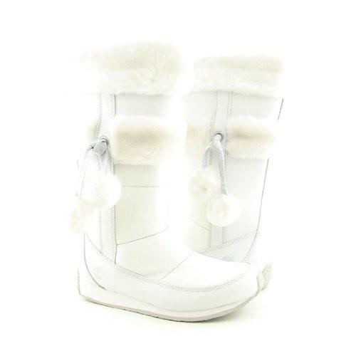 Timberland Winterberry White Tall Boot