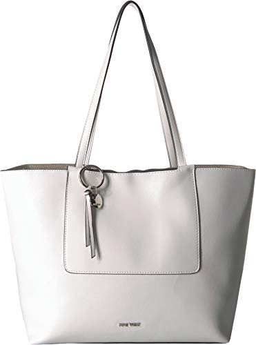 (Nine West Women's Nylah Tote White One Size)