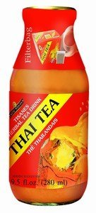 Taste Nirvana Thai Tea 9.5oz (12 Pack) by Taste Nirvana