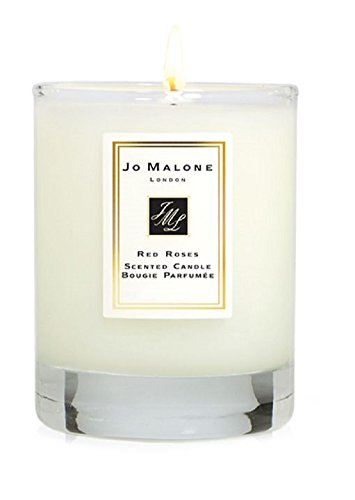 Estee Lauder Candles - Jo Malone Red Roses Travel Candle 2.1 oz.